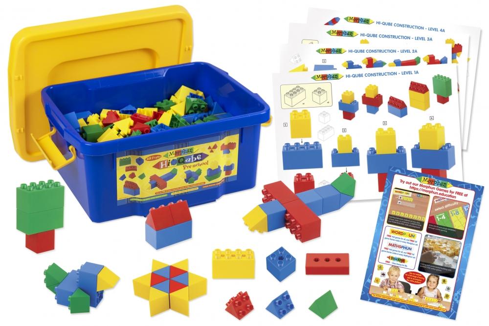 Set de construcție pentru preșcolari cu 150 de piese