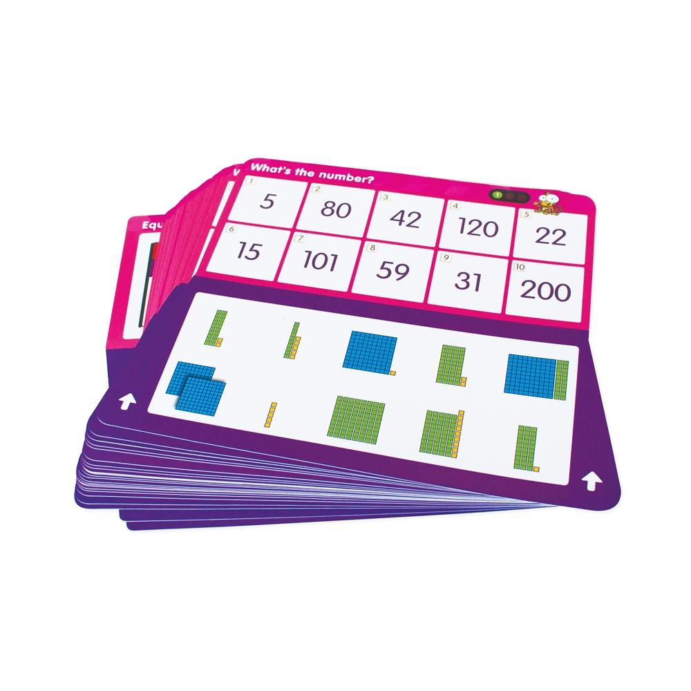 Conversia numerelor - joc de masă
