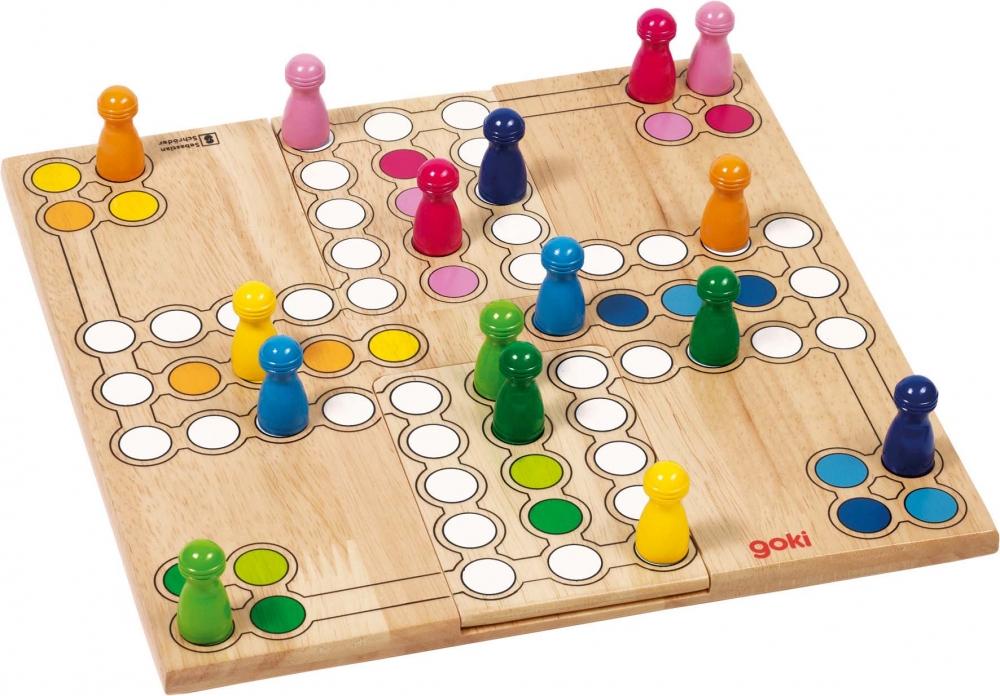 Joc de masă - Ludo